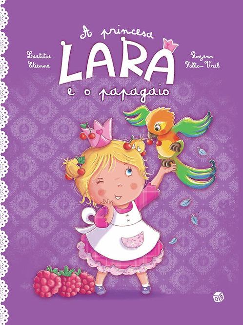 A princesa Lara e o papagaio