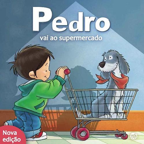 Pedro vai ao supermercado