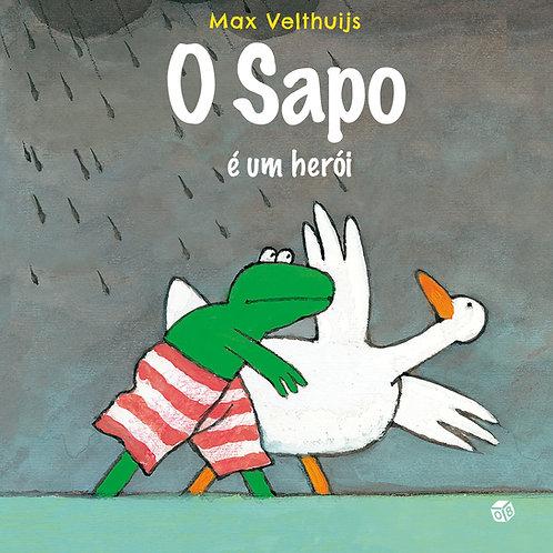 O Sapo é um herói: Livro de histórias