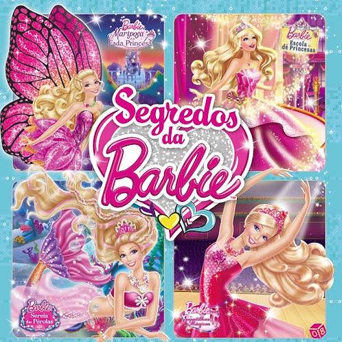 Livro de Histórias: Segredos da Barbie