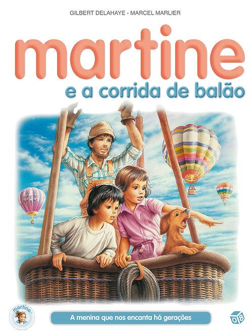 Martine e a corrida de balão: Livro de histórias