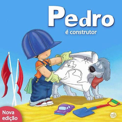 Pedro é construtor