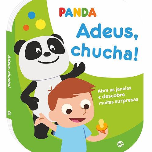Panda - Adeus, chucha!: Livro de histórias
