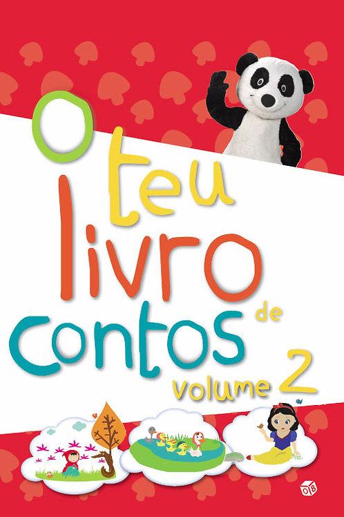 Panda - O teu livro de contos: volume 2
