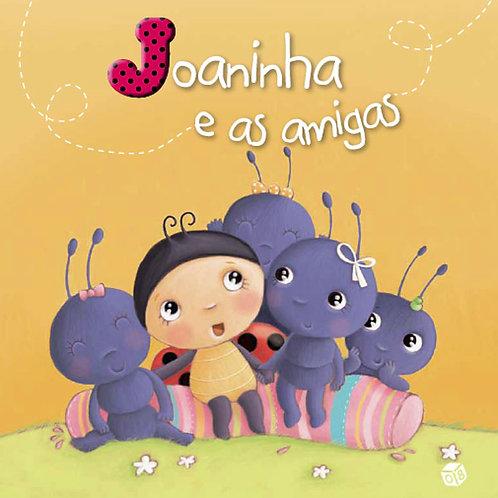 Livro de Histórias - Joaninha e as Amigas