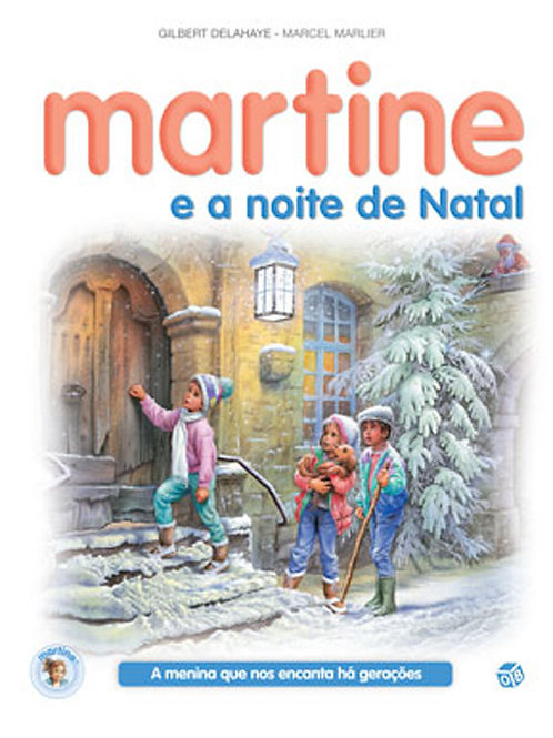 Martine e a noite de Natal: Livro de histórias