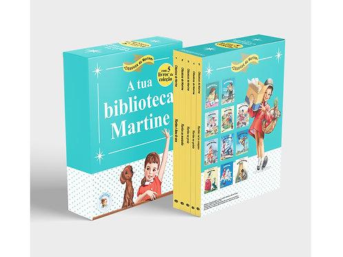Martine Clássicos - Biblioteca Livro 1 a 5