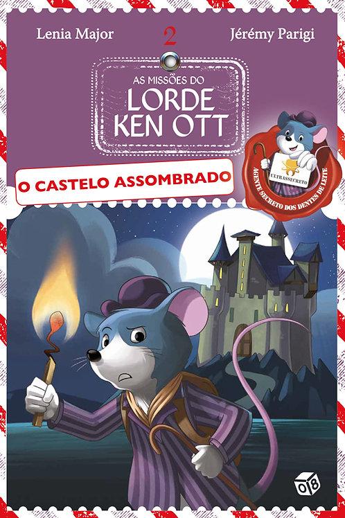 As missões do Lorde Ken Ott - O Castelo Assombrado