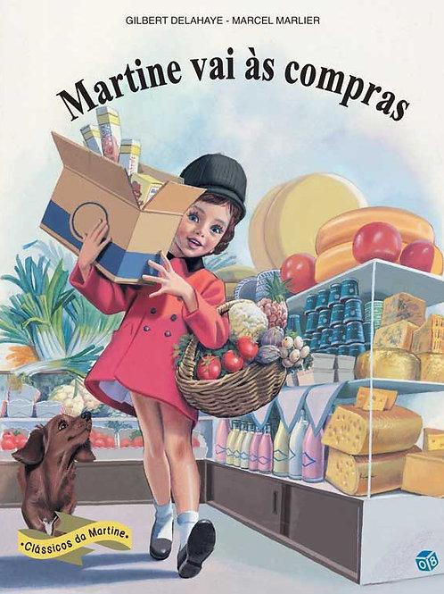 Martine Clássicos - Martine vai às compras: Livro de histórias