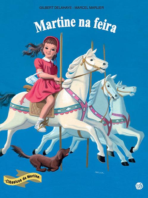 Martine Clássicos - Martine na feira: Livro de histórias