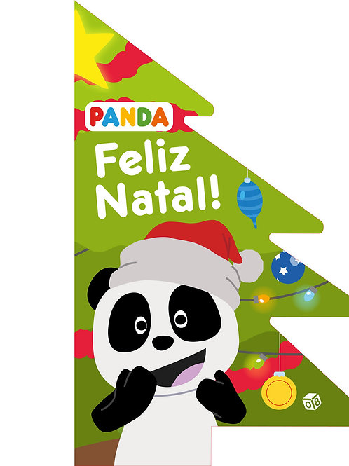 Panda - Feliz Natal!: Livro de histórias