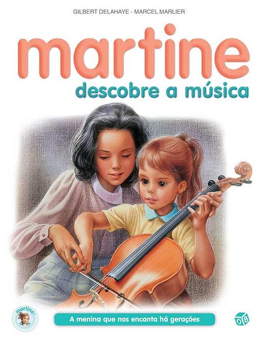 Martine descobre a música: Livro de histórias