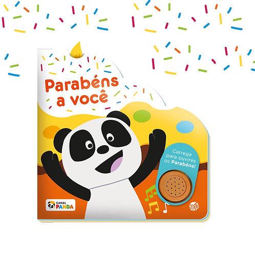 Panda - Parabéns a você: Livro de histórias