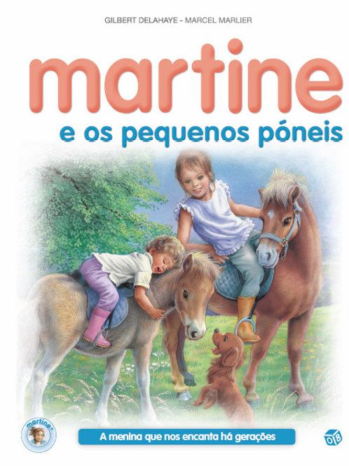 Martine e os pequenospóneis: Livro de histórias