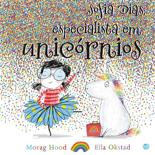 Sofia Dias: especialista em unicórnios: Livro de histórias