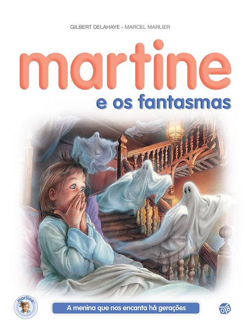 Martine e os fantasmas: Livro de histórias