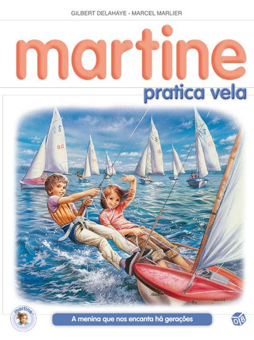 Martine pratica vela: Livro de histórias