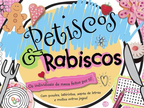 Petiscos & Rabiscos - Livro de atividades