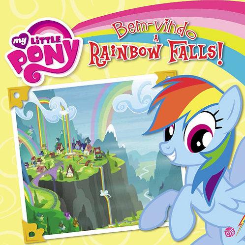 My little pony - Bem-vindo a Rainbow Falls: Livro de histórias