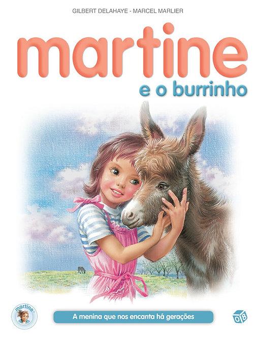 Martine e o burrinho: Livro de histórias