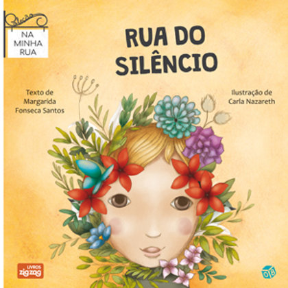 Na minha rua - Rua do silêncio: Livro de histórias