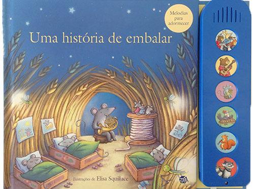 Uma história de embalar: Livro de histórias