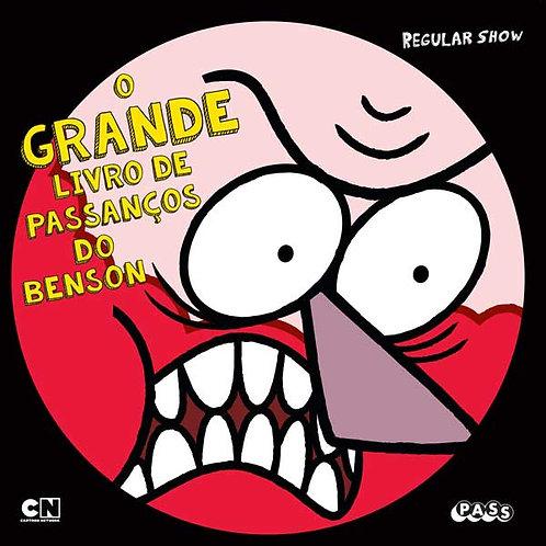 Regular Show  - O grande livro de passanços do Benson