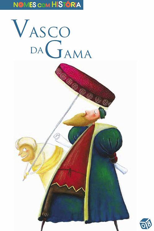 Nomes com História - Vasco da Gama