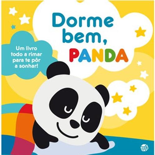 Dorme bem, Panda + Almofada