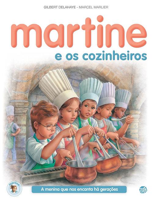 Martine - Livro de histórias: Martine e os cozinheiros