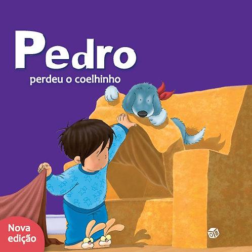 Pedro perdeu o coelhinho