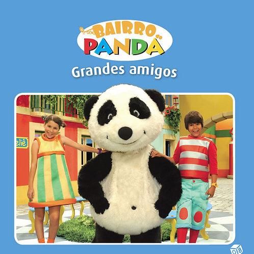Bairro do Panda - Livro de Histórias: Grandes Amigos