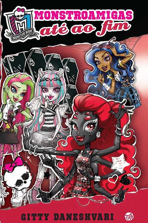 Monster High - Monstroamigas até ao fim
