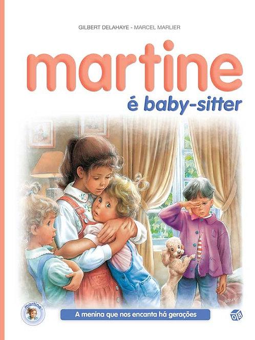 Martine é baby-sitter: Livro de histórias
