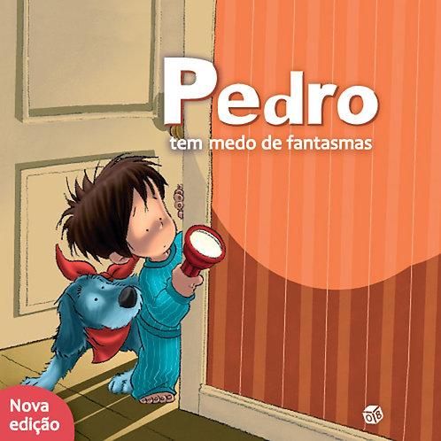 Pedro tem medo de fantasmas