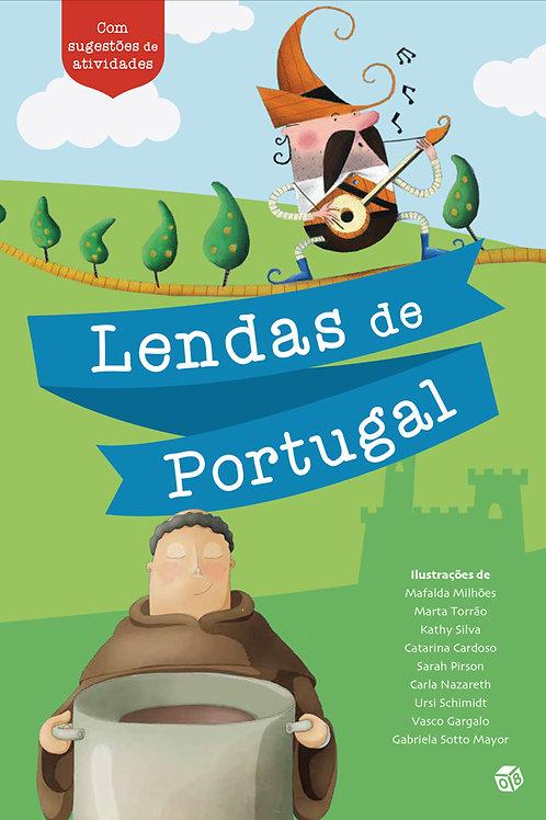 Lendas de Portugal: Livro de histórias