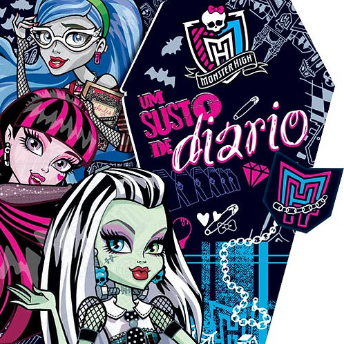 Monster High - Um Susto de Diário