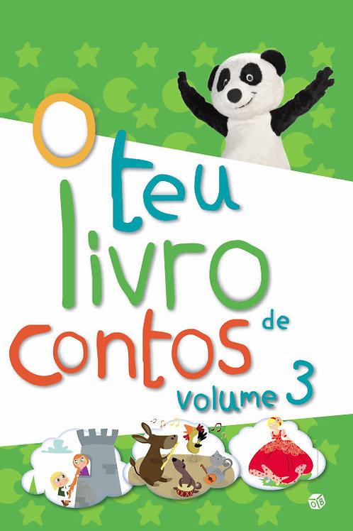 Panda - O teu livro de contos: volume 3