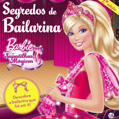 Barbie - Segredos de Bailarina: Livro de histórias