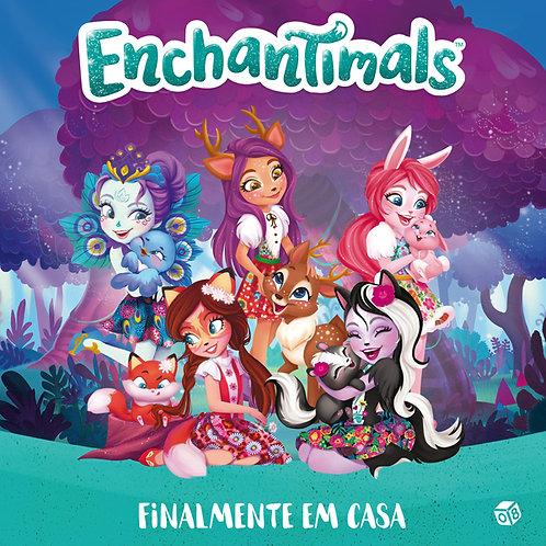 Enchantimals ― Finalmente em casa: Livro de histórias