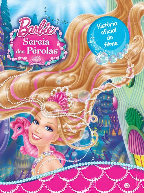 Barbie Sereia das Pérolas - Livro de Histórias: História oficial do filme