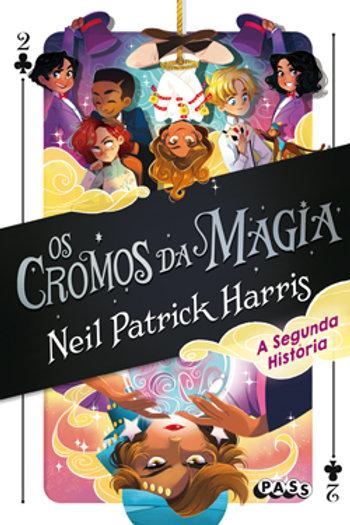 Os Cromos da Magia - A segunda história