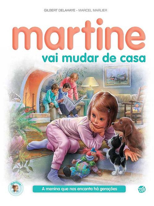 Martine - Livro de histórias: Martine vai mudar de casa