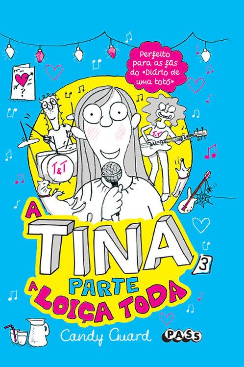 A Tina parte a loiça toda