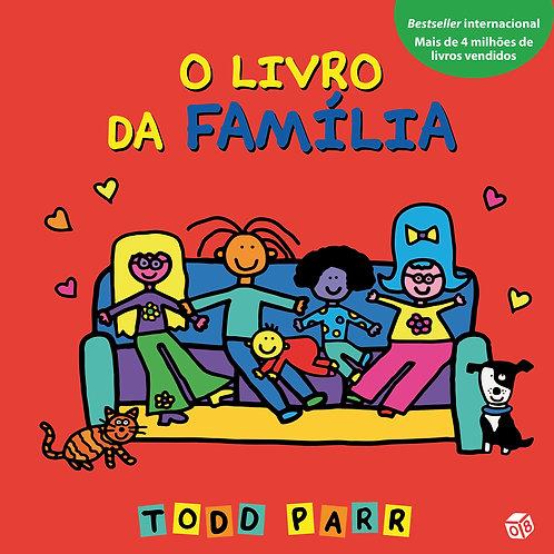 Os livros do Todd - O livro da família: Livro de histórias