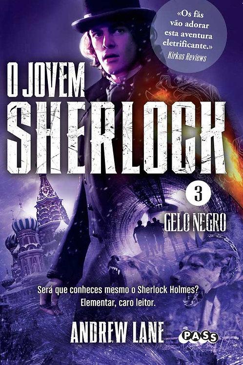 O Jovem Sherlock - Gelo negro