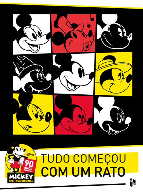 Mickey - Tudo começou com um rato com oferta de saco