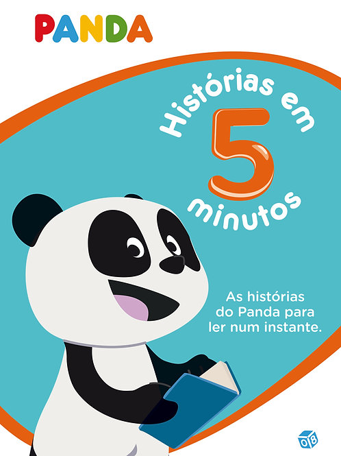 Panda - Histórias em 5 minutos: Livro de histórias