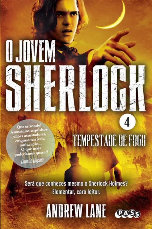 O Jovem Sherlock - Tempestade de fogo