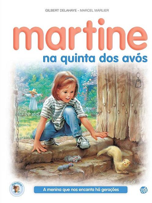 Martine na quinta dos avós: Livro de histórias